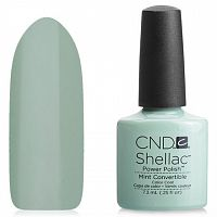 CND SHELLAC MINT CONVERTIBLE 7,3 ML